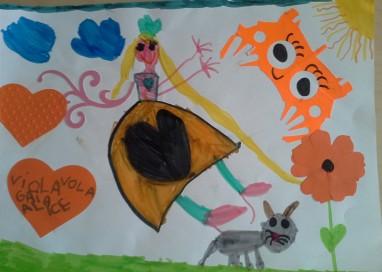 Principessa e gattino