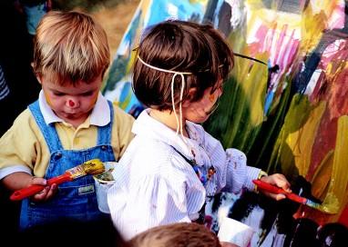 Laboratori artistici d'estate 2015 di Musicalia Children