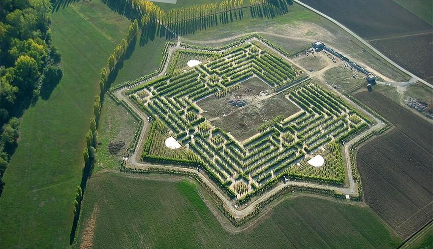 Un labirinto in cui perdersi e poi ritrovarsi