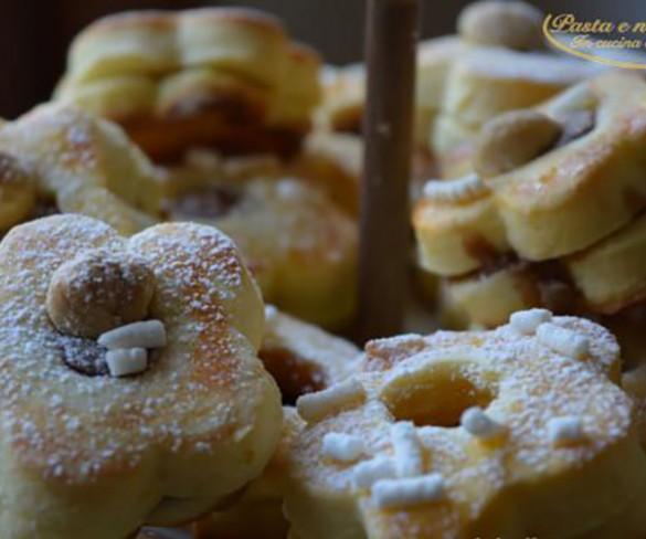 Biscottini dolci con ingrediente segreto