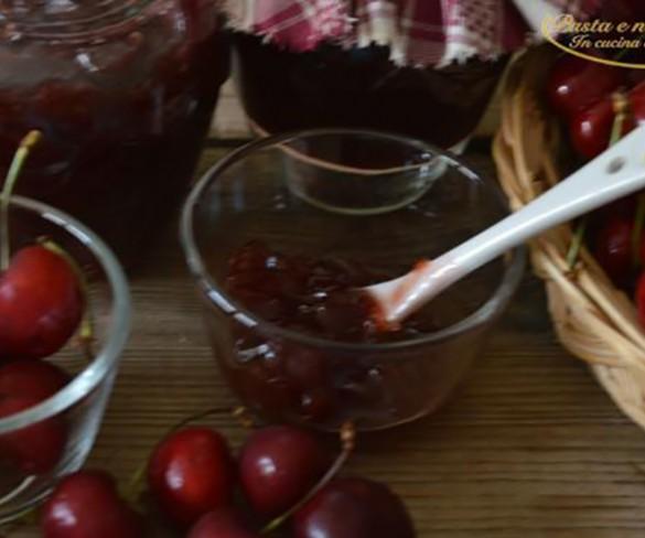 Marmellata di ciliegie