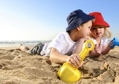Qual è il mare più adatto per i nostri bambini?