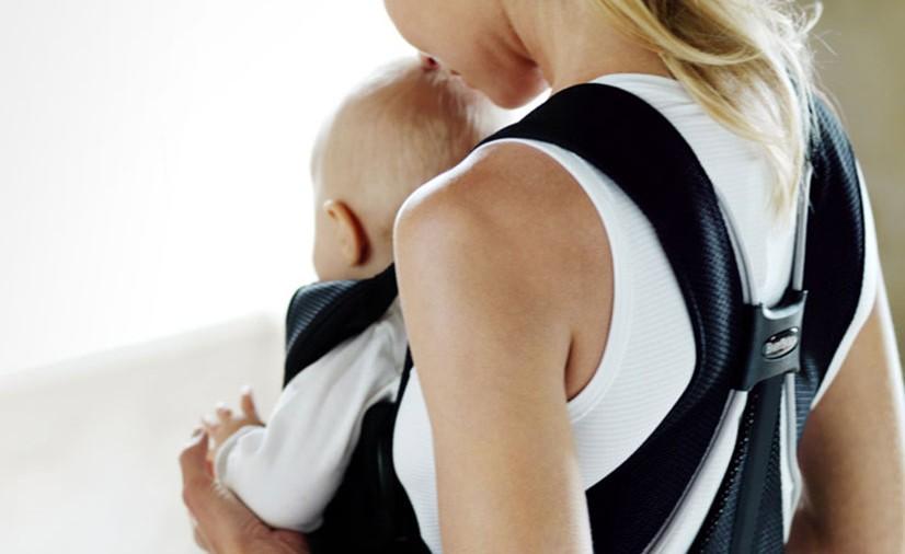 Come portare il proprio bimbo