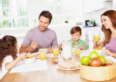 Prendersi cura delle persone a tavola