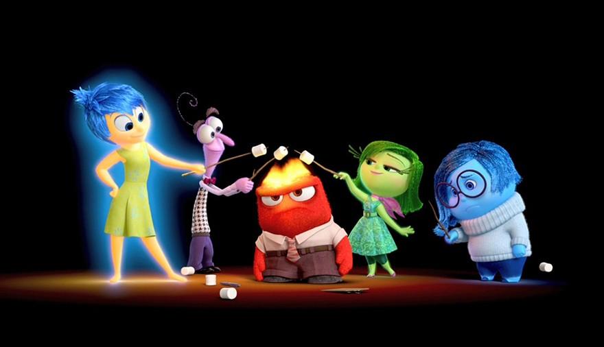 """""""Inside Out"""": Pixar geniale nell'idea ma commerciale nella realizzazione?"""
