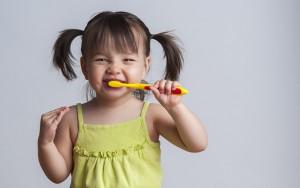 bambini e denti