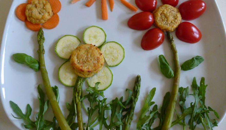 Cotolette di verdure