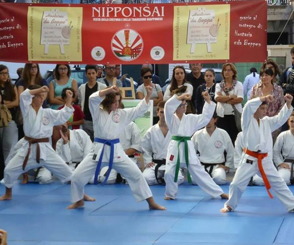 Shin Nen Dojo Asd: crescere con il karate