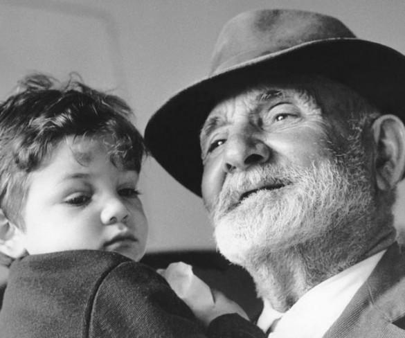 Nonni e nipoti: una relazione vincente