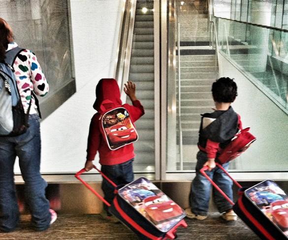 """Una guida per… """"Viaggiare con i bambini"""""""