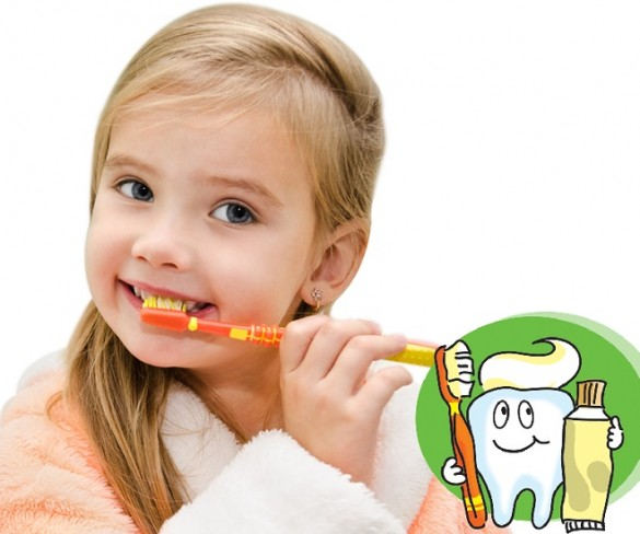 Cosa fare per garantire la salute dei denti ai nostri bambini?