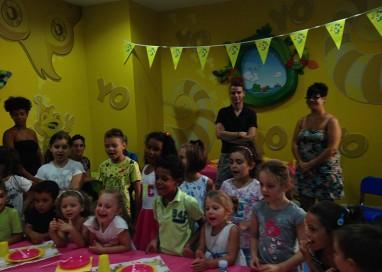 La festa dei piccoli da Youngo