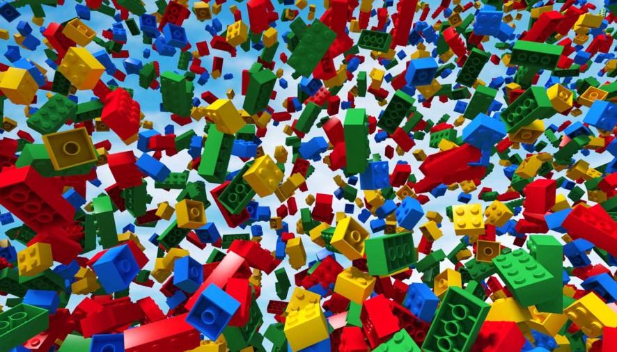 Un tuffo nei mattoncini Lego