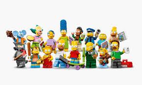 Simpson Lego Bimbi Parma