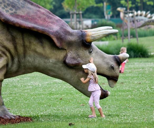Esplode la Dinomania