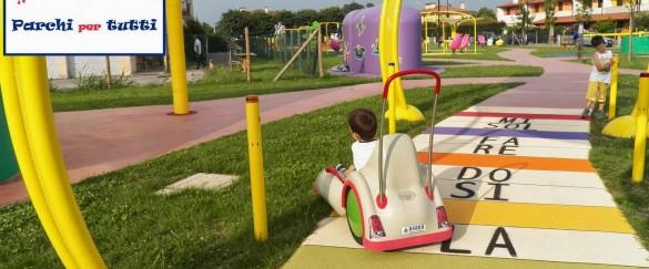 Rimini, il parco giochi a misura di bimbi disabili bimbi parma bimbi parma