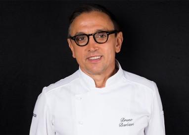 Lo Chef Barbieri sostiene La Casa d'oro