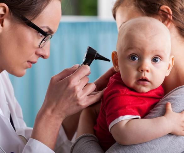 Otite e bambini, il potere della cure termali