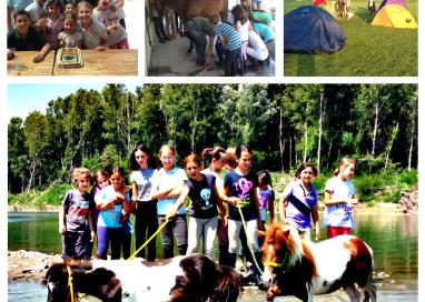 "I centri estivi a ""La Torretta"", tra pony e sport"