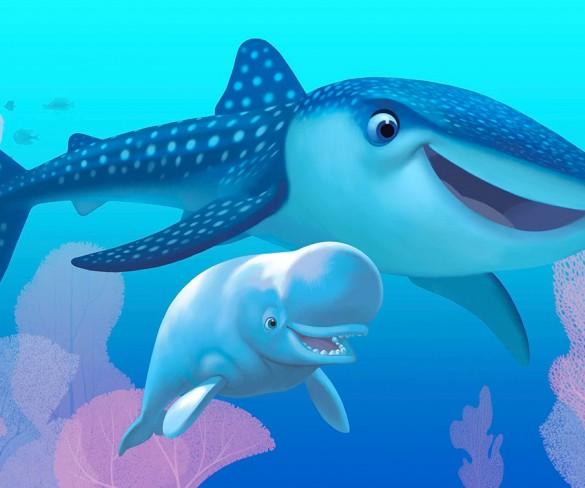 Da Nemo a Dory, Disney + Pixar
