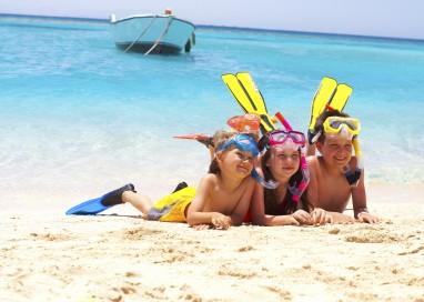 In vacanza con i bambini spendendo poco