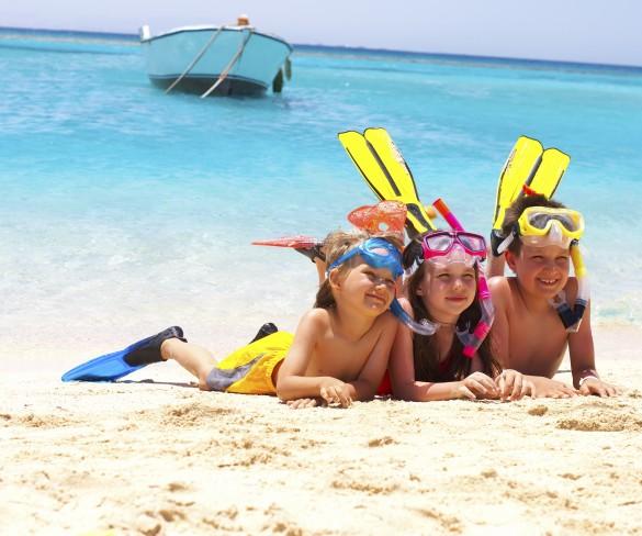 In vacanze con i bambini - bimbi parma