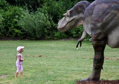 Arrivano i Dinosauri alle Terme di Tabiano