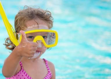 Villa Bonelli, l'importanza del nuoto
