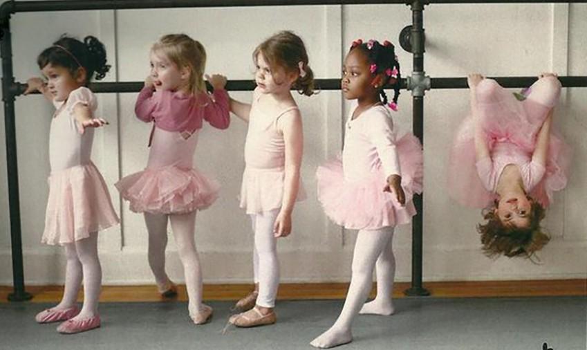 Bambini, tutti sulle punte…si parte con la Danza