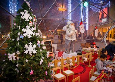 Bambini, il Natale è al Barilla Center