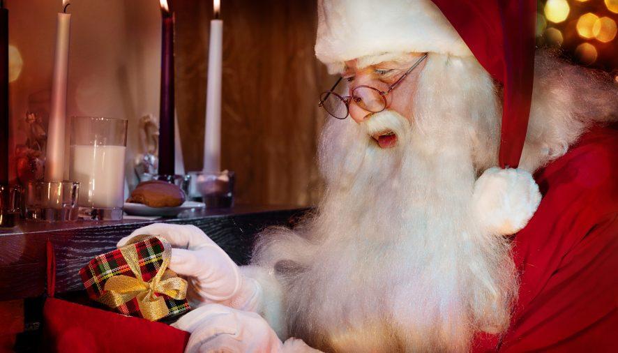 Gli eventi per i bambini di Natale al Fidenza Shopping Park