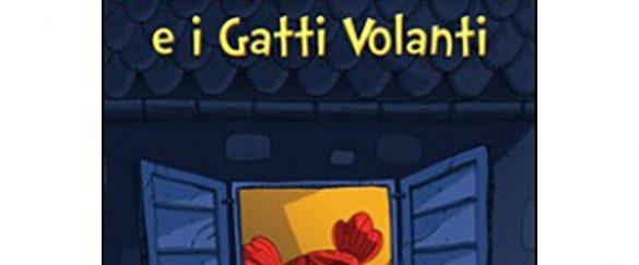 Guendalina Valenti e i gatti volanti_letture_bimbiparma