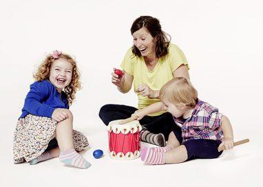 SolFaMì, i corsi di musica Music Together per bambini
