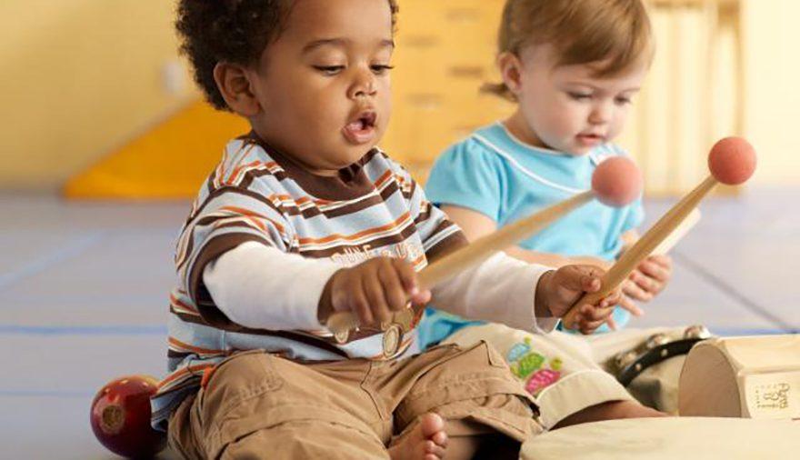 Partano i corsi di musica per bambini di Music Together
