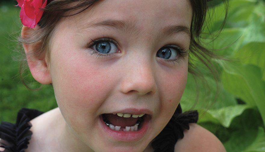 Bambini e dentino rotto, sappiamo cosa fare?