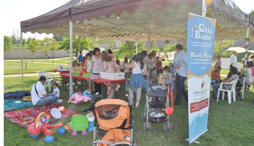 Il Villaggio dei bambini al Festival della Malvasia