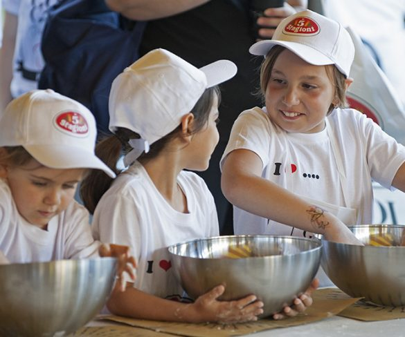 Torna a Parma il Gola Gola Festival per i bambini