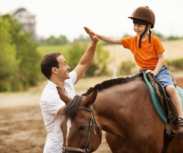 Lo sport è un diritto: quando l'equitazione è per i giovani