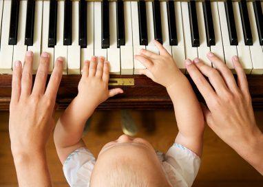 SolFaMì, i corsi di Music Together per bambini
