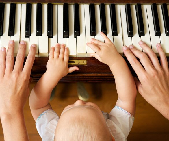 SolFaMì, i corsi di Music Together per bambini