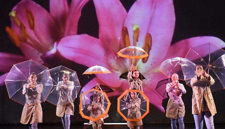 Spazio 84: l'arte della danza per i bambini