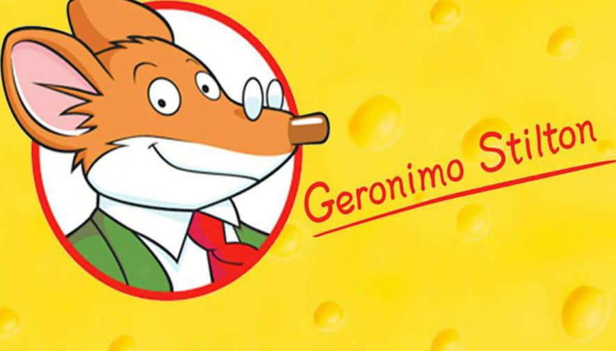 Un pomeriggio con Geronimo Stilton all'Eurosia