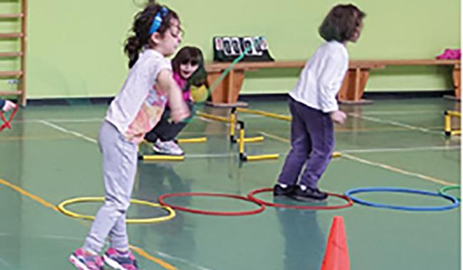 Giocampus al via anche nelle scuole della provincia di Parma