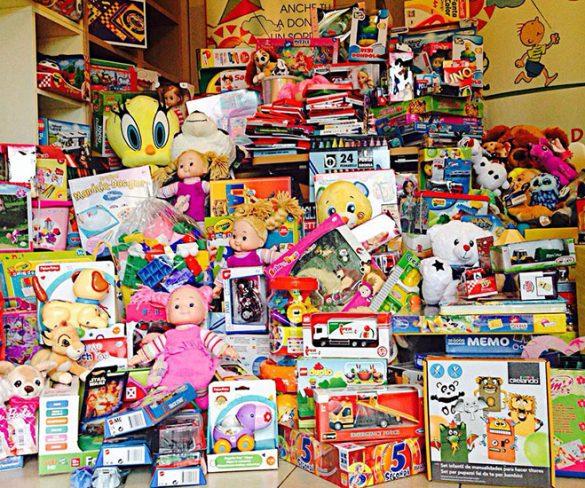 Santa Lucia: un giocattolo a ogni bimbo