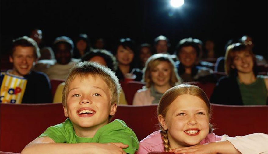 Bimbi al cinema