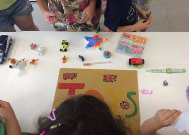 Itinere: le attività linguistiche e creative per i bambini