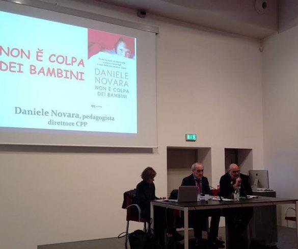 """Daniele Novara: """"Genitori troppo amici e poco educatori"""""""