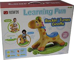 Rockin' Tune Giraffe
