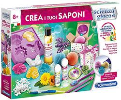 Crea i tuoi saponi