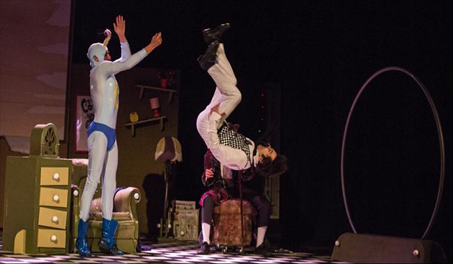 Al via gli spettacoli per ragazzi della stagione del Teatro alla Corte di Giarola